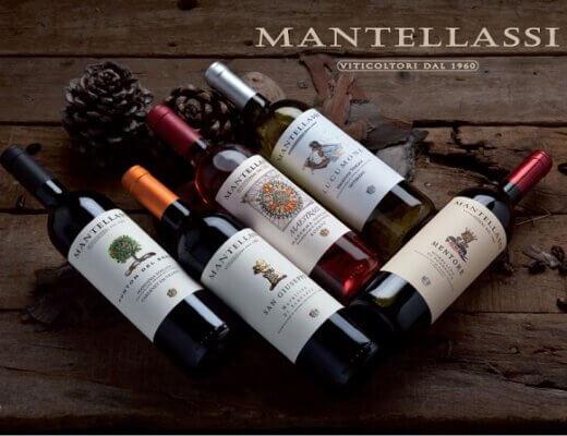 vini Fattoria Mantellassi - photo credit @fischettidesign.com