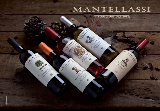 vini Fattoria Mantellassi - photo credit @fischettidesign.com