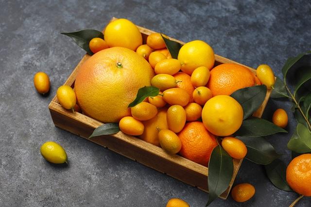 Alimenti arancione