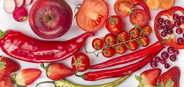 Alimenti Rosso