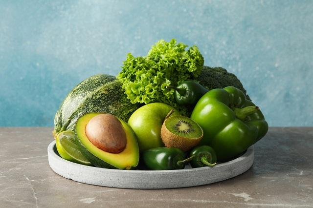 Alimenti verde