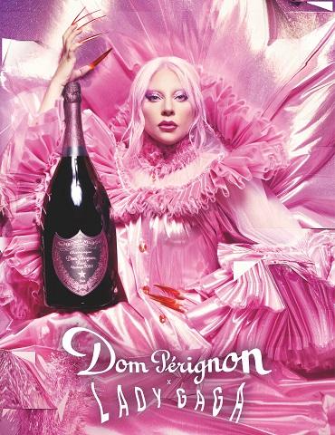 Lady Gaga pink