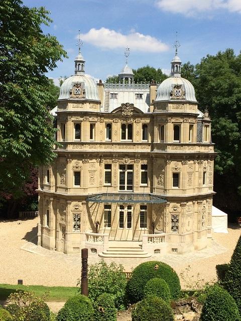Casa di Alexandre Dumas- @J.PBaudin Monte-Cristo
