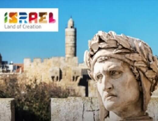 Dante a Gerusalemme