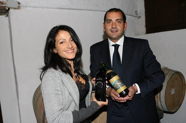 Maria Teresa e Mauro Colacino