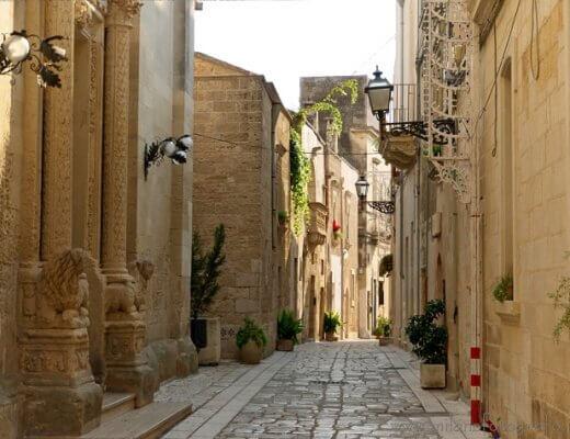 Martano centro storico