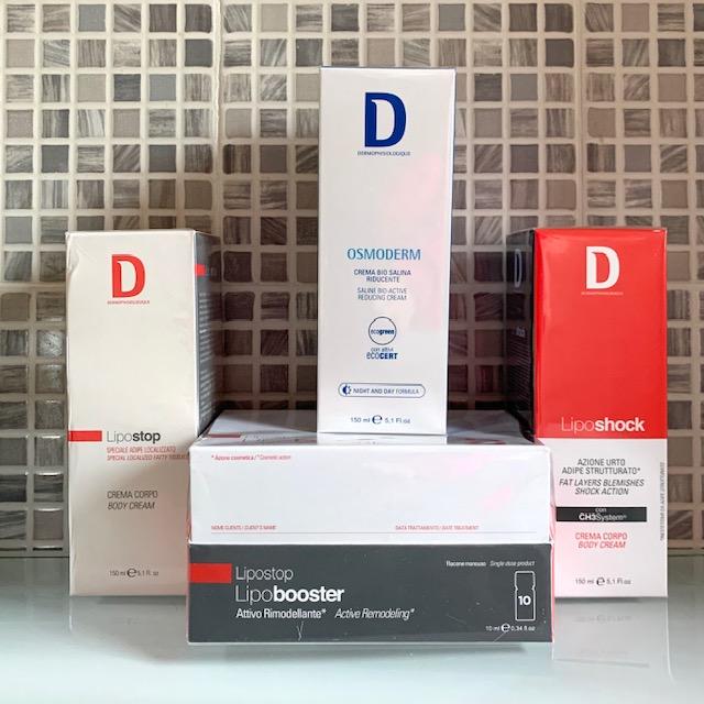Dermophisiologique prodotti orpo