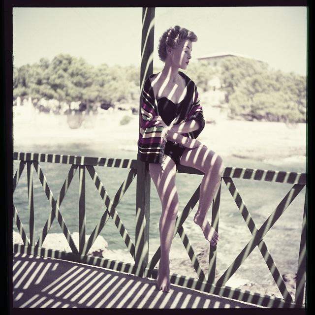 02_Loredana Taperalli_Majorca Fashion session for Life magazine_Majorca_Spain_1952