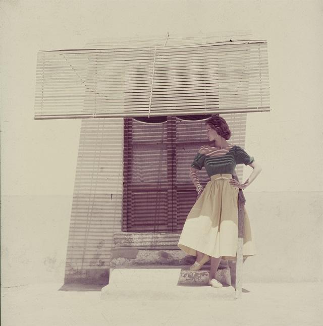 04_Majorca Fashion sessione for Life magazine_Majorca_Spain_1952