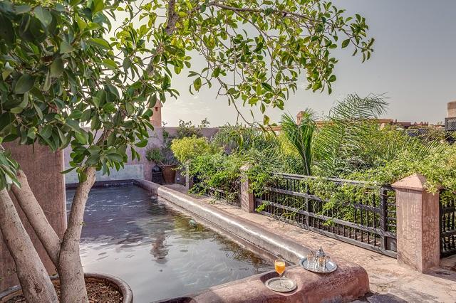 Dar Darma Terrace-pool