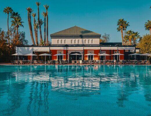 Mamounia_outdoor pool