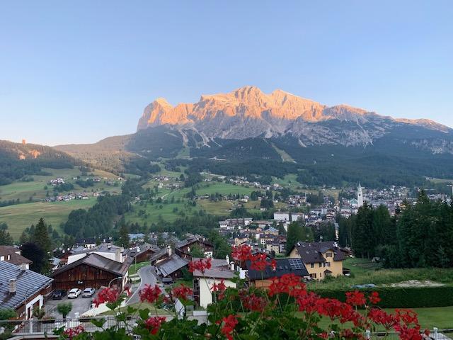 vista Dolomiti