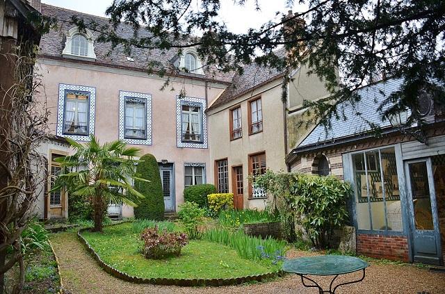 Maison de Tante Léonie à Illiers-Combray @EricHoudas