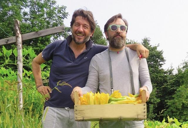 Marco Ferrari e Massimo Galleano