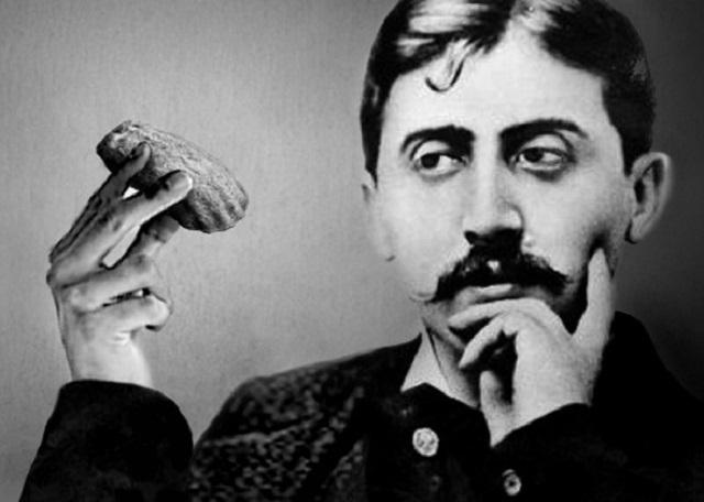 Proust e le madeleines