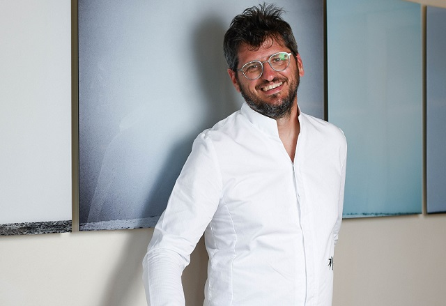 chef Tommaso Arrigoni