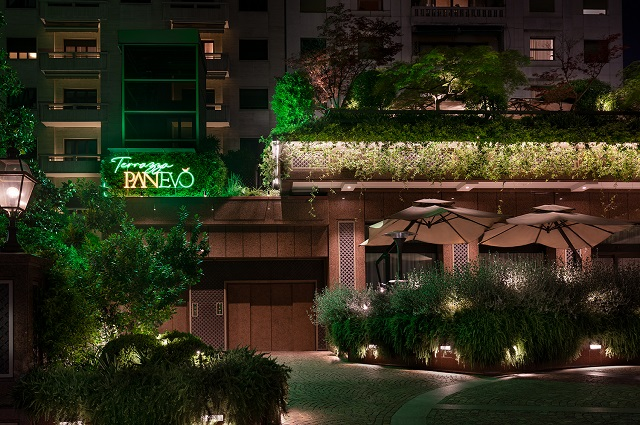 PanEvo Terrace entrata