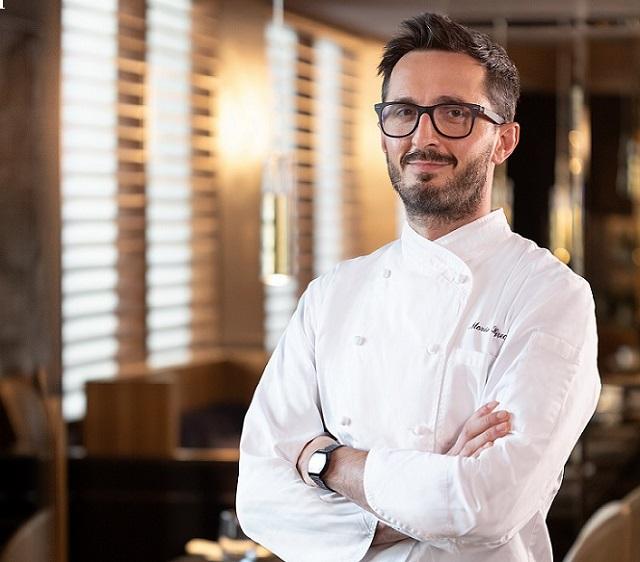 chef Moris La Greca