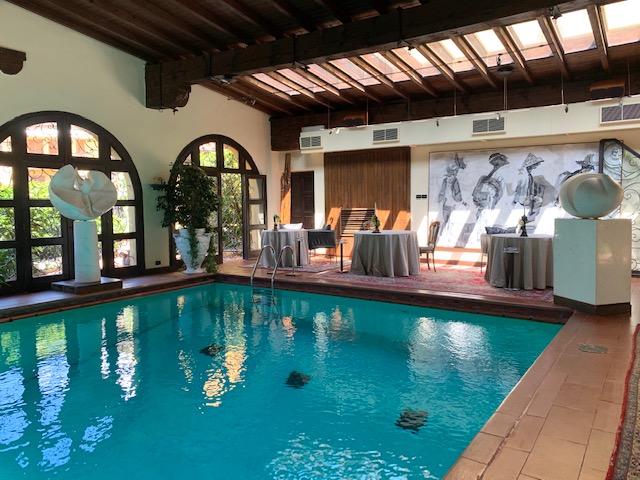 sala della piscina