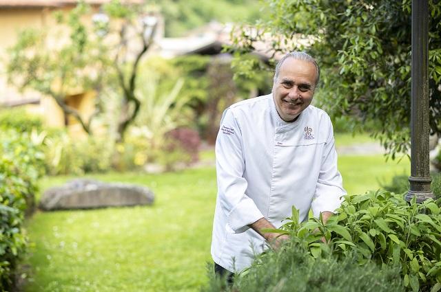 chef Nino Mosca