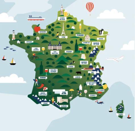 mappa2France